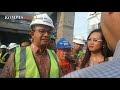 Hebat ! Tak Sampai Sejam, Anies Bersepakat dengan Pemilik Lahan Haji Nawi