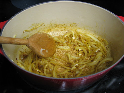 curry cooks 2 minutes