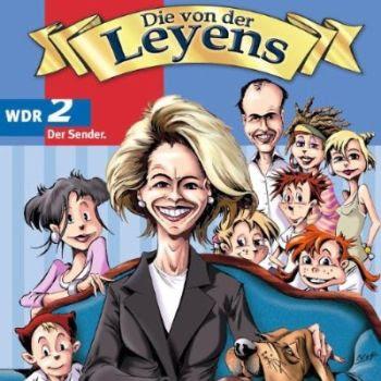 Hairwebde Ministerin Ursula Uschi Von Der Leyen Ich War