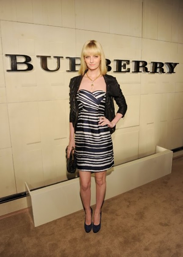 8 lydria-hearst-Photo by Michael Buckner-Getty Images for Burberry