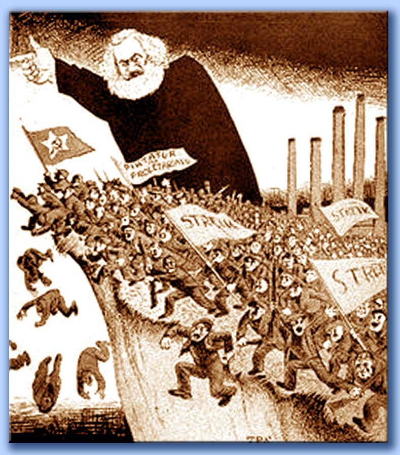 karl marx e i proletari