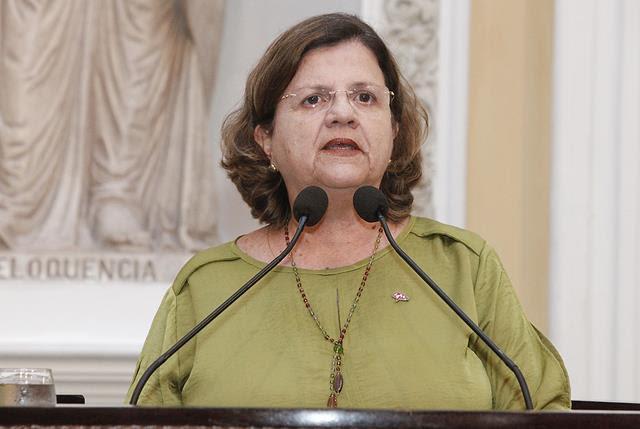 Deputada Teresa Leitão_640x429