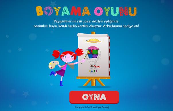 Oyunlar Son Peygamber çocuk Sayfası