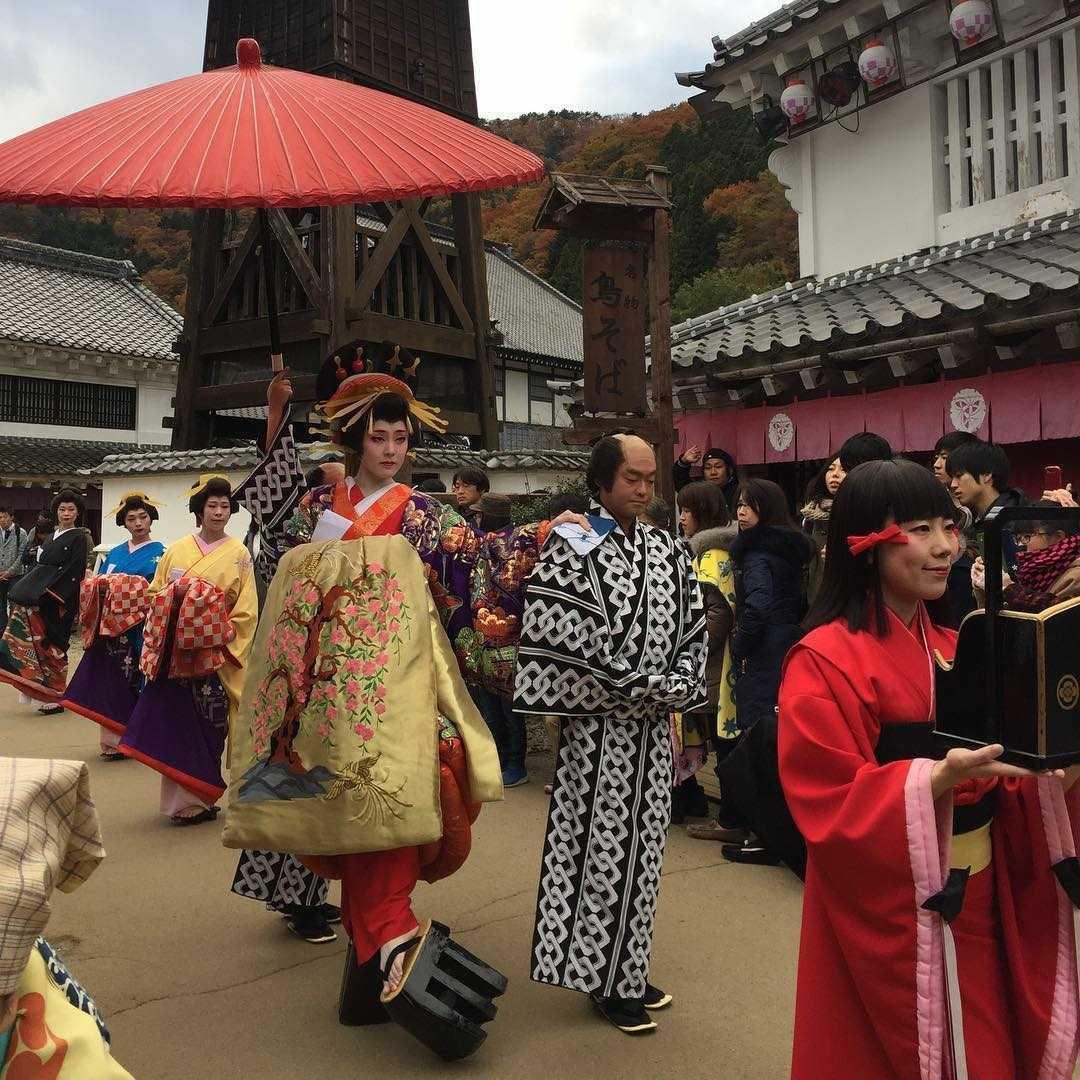 Parade Budaya di Jepang (dok. Bisa Jalan Jalan)