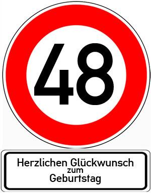 48 Geburtstag Glückwünsche Und Sprüche