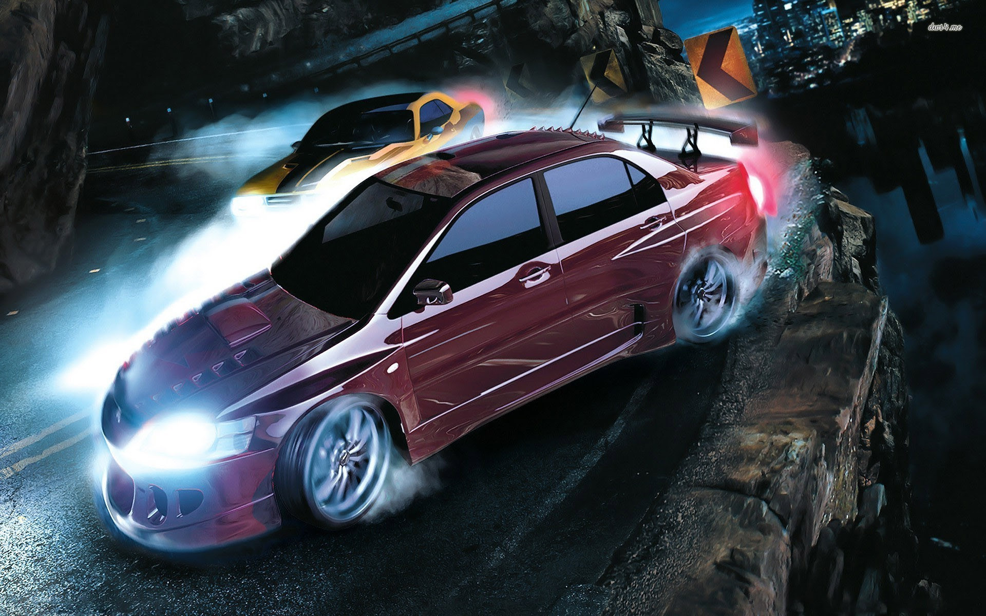 Need For Speed Carbon Wallpapers 58 Images