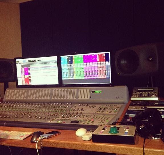 Novo CD de PG entra em fase final de mixagem