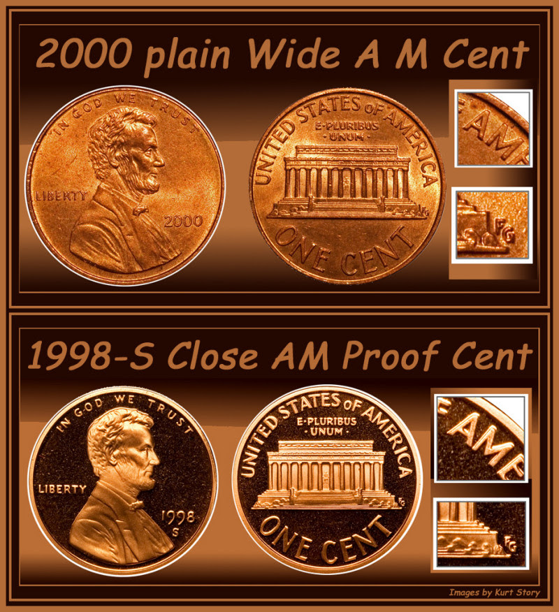 Found Possible 1992 Close AM Lincoln Cent - Coin Community ...