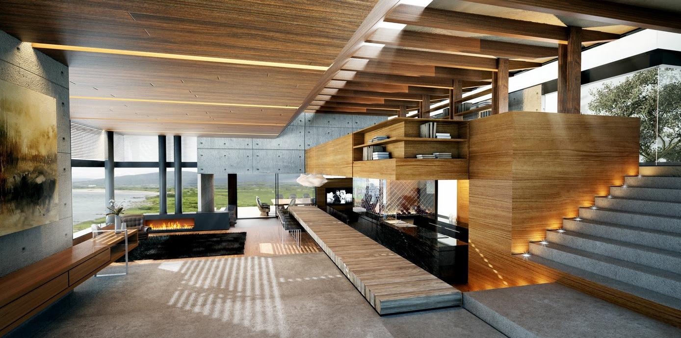 Small Wooden House Interior Design — MODERN HOUSE PLAN ...