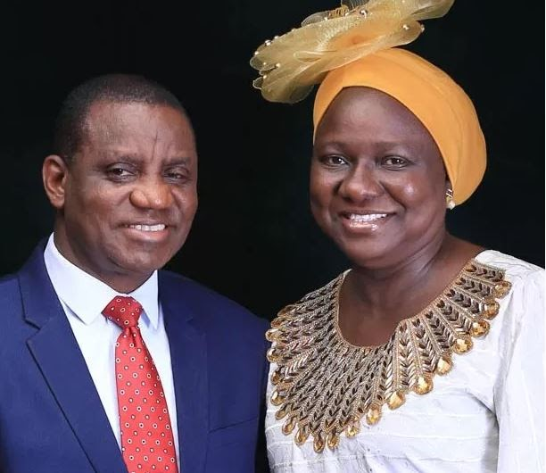 How I Found My Wife While Speaking In Tongues – Aboyeji, Foursquare Church GO