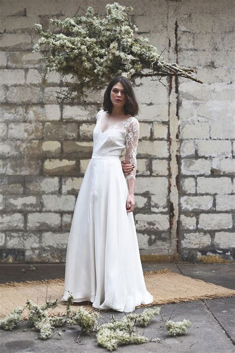 13 Fabulous Wedding Gowns from French Bridal Designers