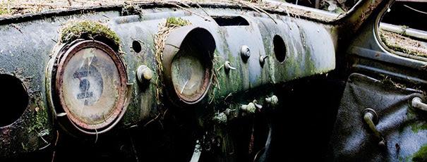 Chatillon-car-cemitério abandonado-carros-cemitério-Bélgica-9