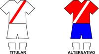 Uniforme Selección Sanlorenzana de Fútbol