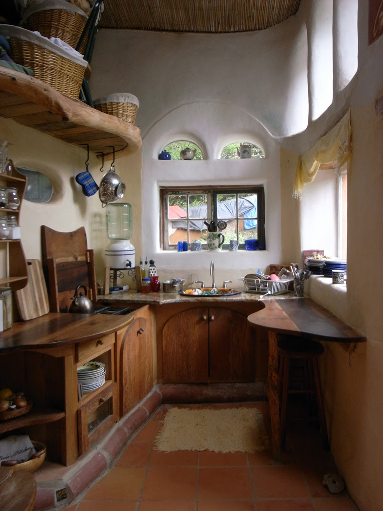 Tiny House Kitchen D