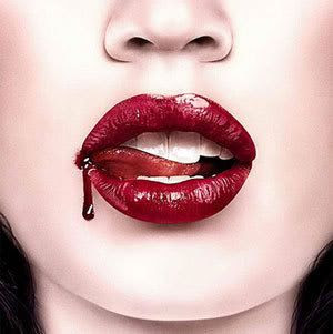 The poster for JENNIFER'S BODY, starring Megan Fox.