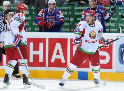 Andrei Kostitsyn Belarus