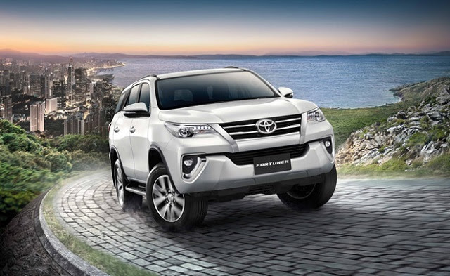 2020 Toyota Fortuner Facelift And Price >> Best images of TOYOTA Fortuner Review 2019. - Cars