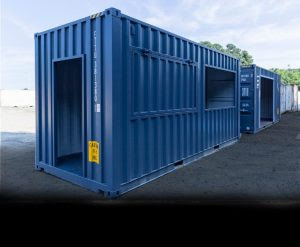 customized container raleigh