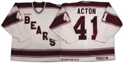 Hershey Bears 94-95 jersey