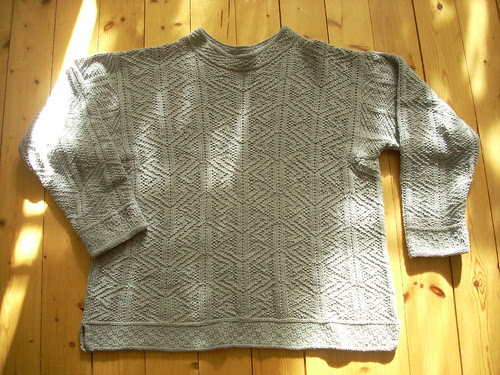 """Aberlady"" sweater by Asplund"