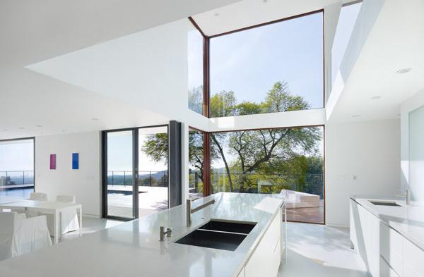 25 Open Plan Kitchen Designs | InteriorHolic.