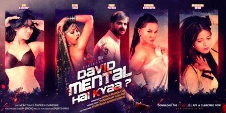 David Mental Hai Kyaa (2021) - CherryFlix Short Film