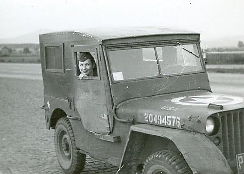 Nana in WW2