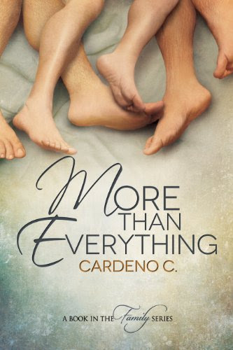 More Than Everything (Family Series) by Cardeno C.