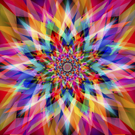 Mandala Color Meaning Mandalas For The Soul