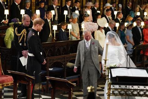 Prince Harry Is Straight Up Crying at His Own Wedding to