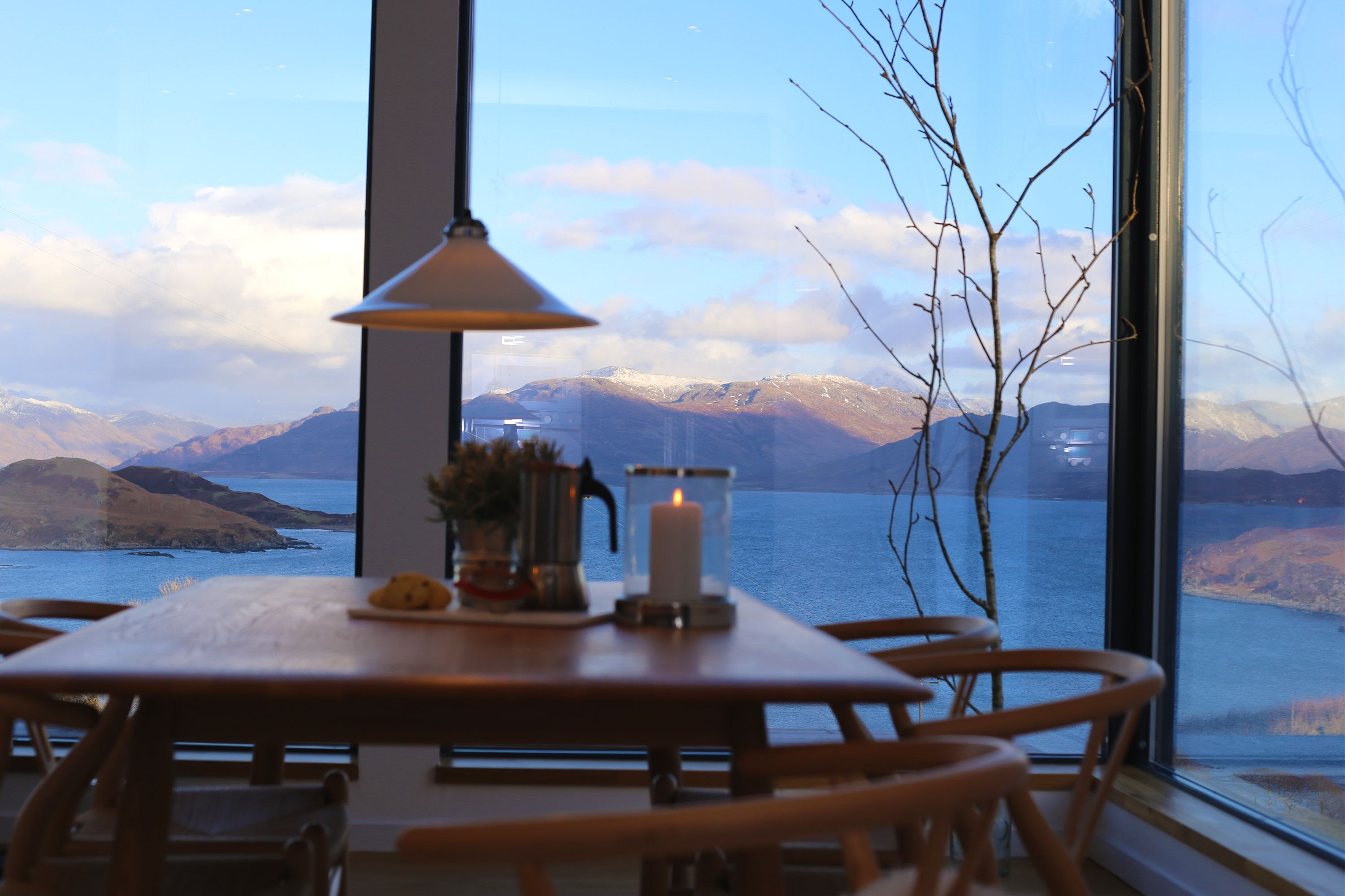 Unique Luxury Self Catering Cottage on the Coast | Scotland | Skye ...