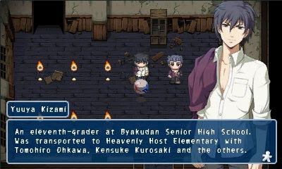 Corpse Party 3DS   Sprites