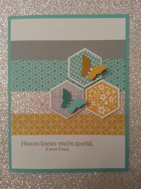 25  best ideas about Hexagon cards on Pinterest