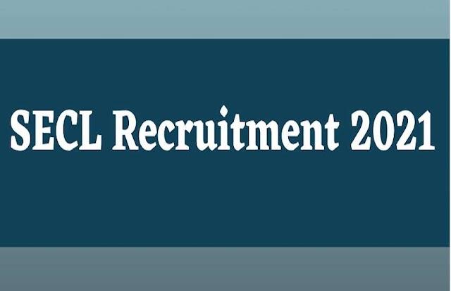 SECL Recruitment 2021: विभिन्न ऑपरेटर के पदों पर निकली भर्ती, जल्द अप्लाई करें