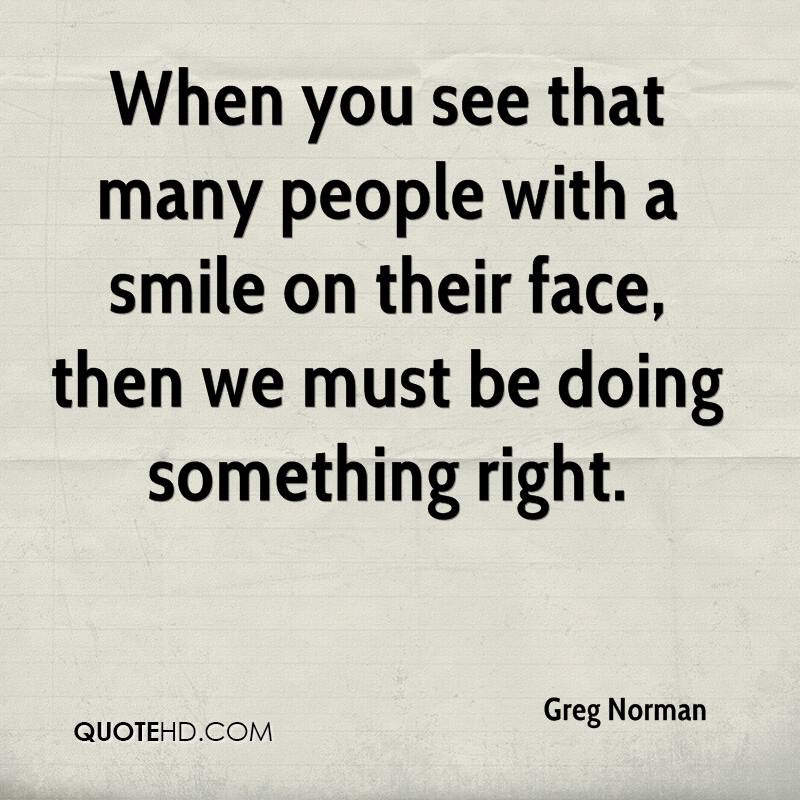Greg Norman Quotes Quotehd