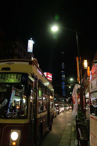 Asakusa at New Year Eve