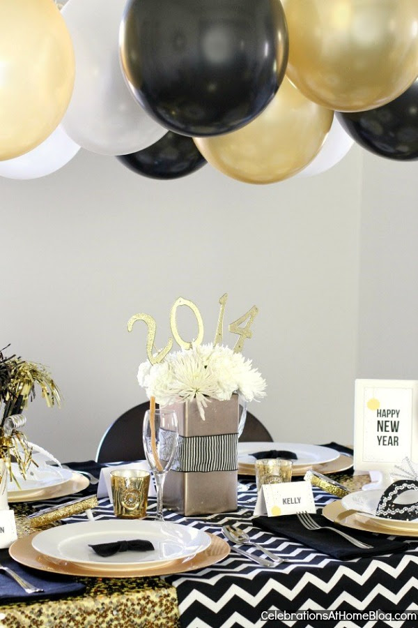 18 Awesome Ideas For New Years Eve Party Decorations Style Motivation