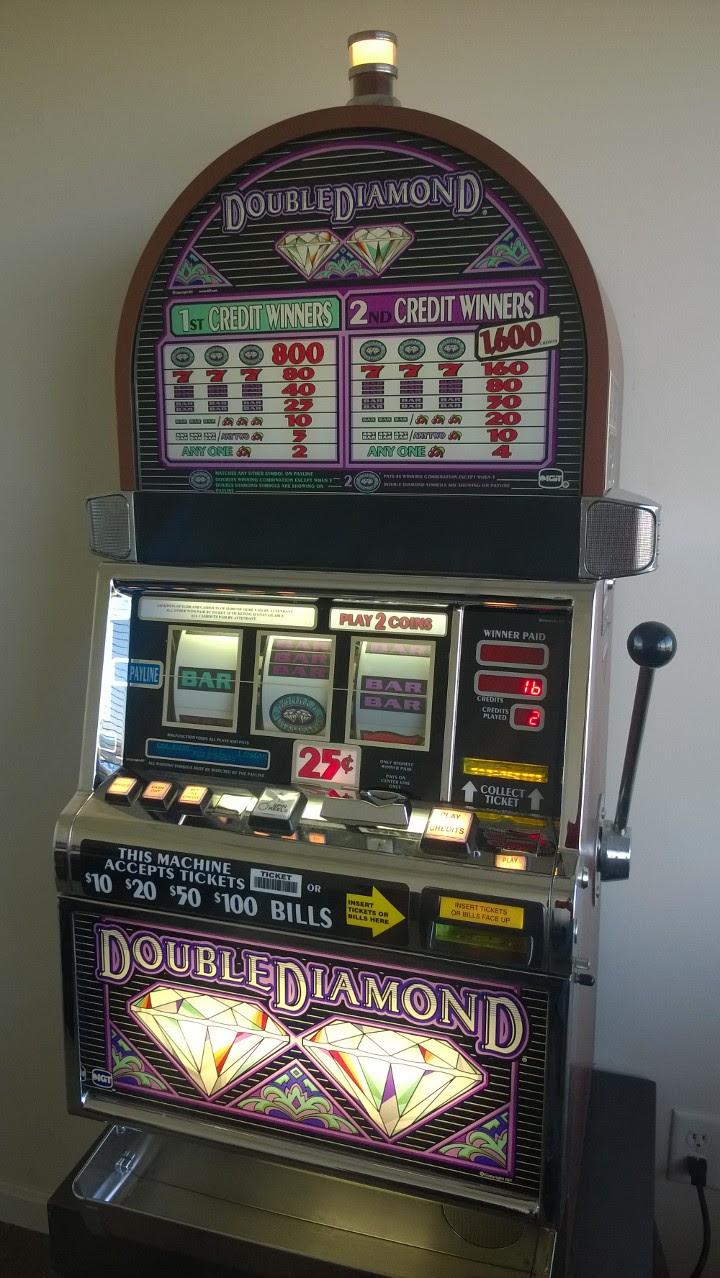 Double diamond slot machine online igt Kırkağaç