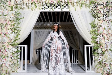 Waka Flocka and Tammy Rivera Renew Their Vows in Mexico