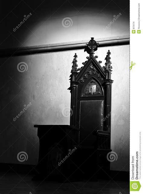 Dark Throne Stock Images   Image: 873174