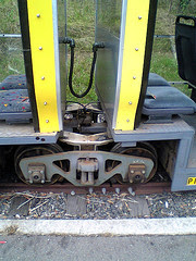 Articulated Wagon Coupling