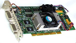 ATI FireGL Graphical card