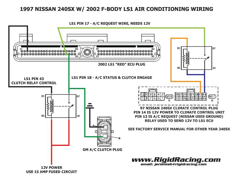 97 Nissan Starter Wiring Diagram Wiring Diagram Networks