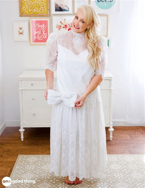 8 Creative Things You Can Do With Your Old Wedding Dress