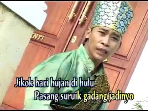 Lagu Gamad Kocak Odi Malik (Tuduang Pariuak)  Lirik : Suconet