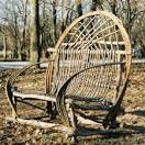 Making rustic furniture and outdoor garden furniture is fun and easy!