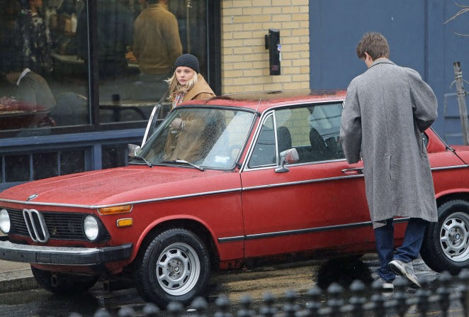 Chloe Moretz: Set of November Criminals -14