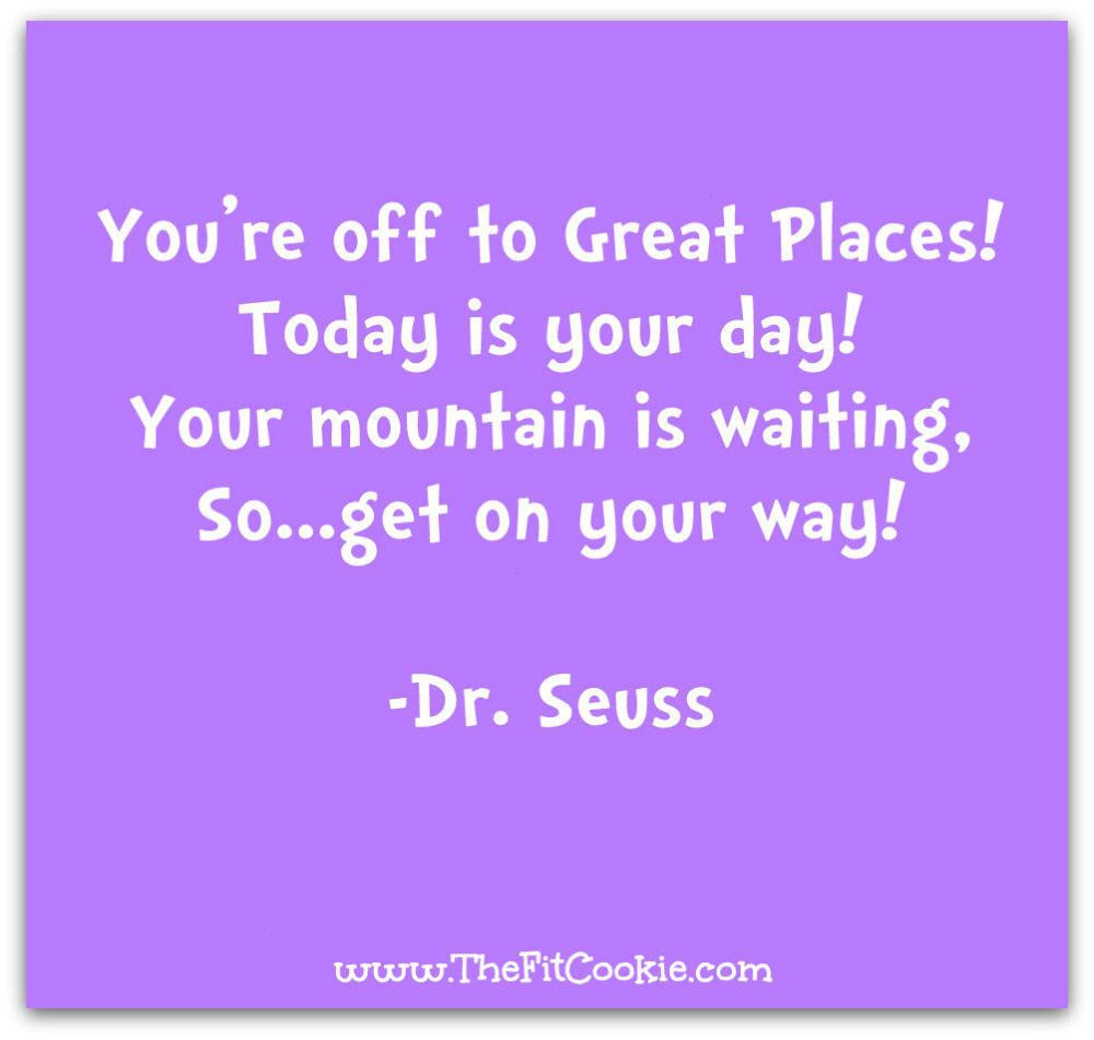 Happy Birthday Dr Seuss The Fit Cookie