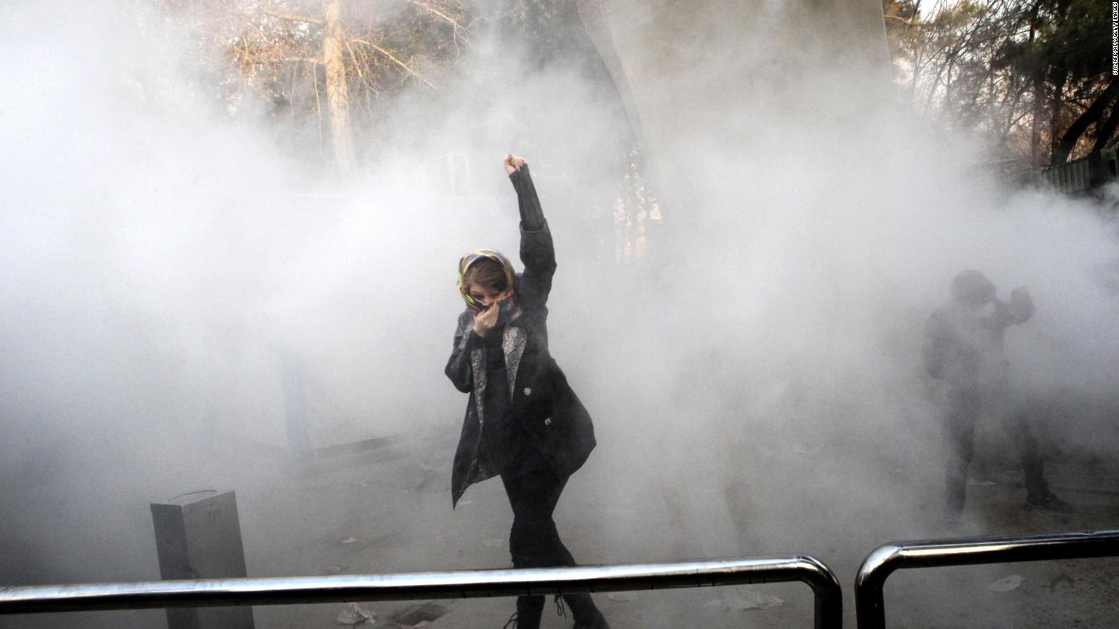 Image result for iranian uprising 2017
