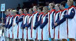 GBR water polo team chosen for Worlds